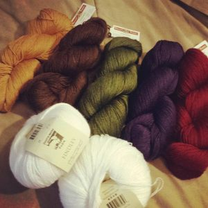 Pretty yarn